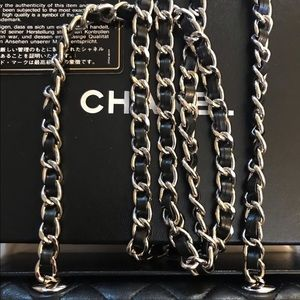 CHANEL Bags - SOLD 100% Authentic Chanel Mini Single Flap Bag